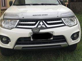 Mitsubishi Montero Sport 2014 Automatic Diesel for sale