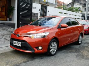 Sell 2nd Hand 2015 Toyota Vios at 37000 km