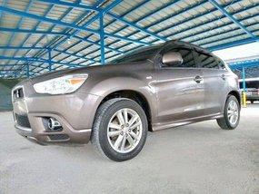 Selling Mitsubishi Asx 2012 Automatic Gasoline