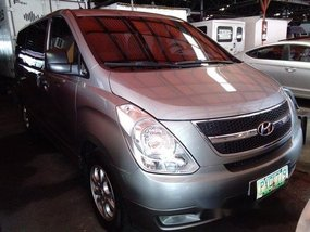 Selling Silver Hyundai Grand Starex 2010 at 77900 km in Pasig City