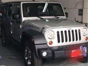 Jeep Wrangler Rubicon 2010 for sale in Quezon City