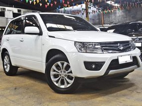 White 2014 Suzuki Grand Vitara at 65000 km for sale