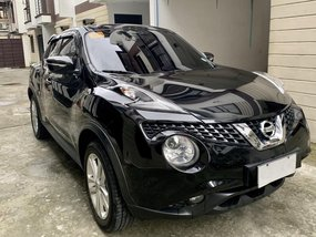 Sell Black 2016 Nissan Juke at 26500 km in Malabon