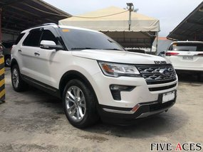 Sell Used 2018 Ford Explorer Automatic Gasoline at 3000 km