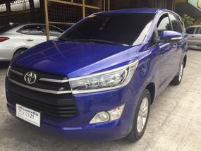 Sell Blue 2016 Toyota Innova Automatic Diesel in Quezon City