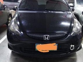 Selling Black Honda Jazz 2007 Automatic in Makati