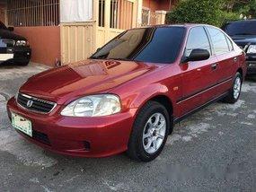 Honda Civic 1999 Automatic Gasoline for sale