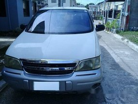 Selling White Chevrolet Venture 2003 Automatic Gasoline