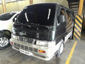 Selling Nissan Urvan 2012 at 61951 km