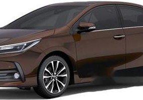 Toyota Corolla Altis 2019 Automatic Gasoline for sale