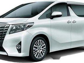 White Toyota Alphard 2019 for sale in Ilocos Norte