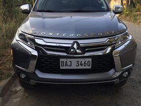 Used Mitsubishi Montero 2017 for sale in Manila