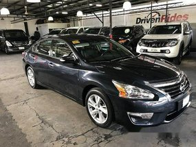 Selling Black Nissan Altima 2015 Automatic Gasoline in Quezon City