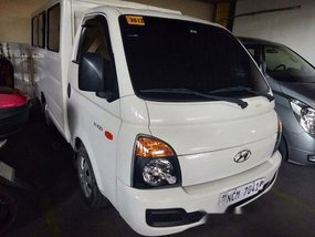 Selling White Hyundai H-100 2017 in Quezon City