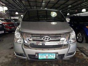 Sell Grey 2013 Hyundai Grand Starex in Quezon City