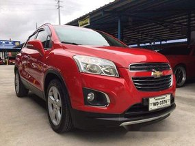Red Chevrolet Trax 2016 for sale in Parañaque