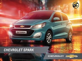 Brand New Chevrolet Spark 2019 Hatchback for sale