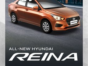 Selling Brand New Hyundai Reina 2019 in Taguig