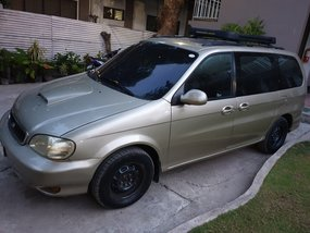 2nd Hand 2001 Kia Carnival for sale in Dumaguete