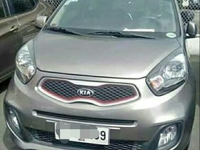 Sell Used 2015 Kia Picanto Hatchback in Quezon City