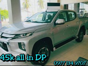 Selling Brand New Mitsubishi Strada 2019 in Manila