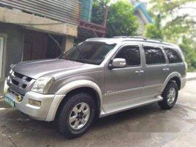 Selling Silver Isuzu Alterra 2005 Manual Diesel at 150000 km