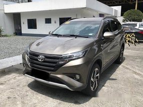 Brown Toyota Rush 2018 at 7000 km for sale