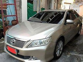 Toyota Camry 2013 Automatic Gasoline for sale in Quezon City