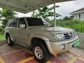 Silver Nissan Patrol 2004 at 106079 km for sale