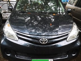 2014 Toyota Avanza for sale in Manila