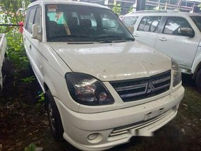 Selling White Mitsubishi Adventure 2017 in Makati