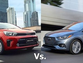 Kia Soluto vs Hyundai Reina: Battle of the Korean subcompact sedans!