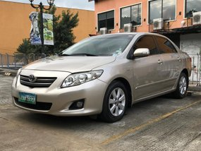 Sell Used 2010 Toyota Altis at 54000 km in Antipolo