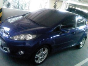 Ford Fiesta 2011 Hatchback at 70000 km for sale