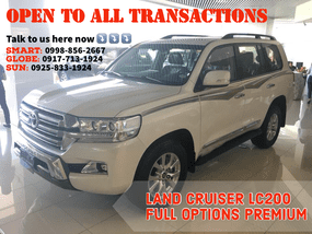 Brand New Toyota Land Cruiser 2019 for sale in Manila