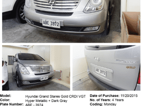 Selling Used Hyundai Grand Starex 2015 Van in Caloocan