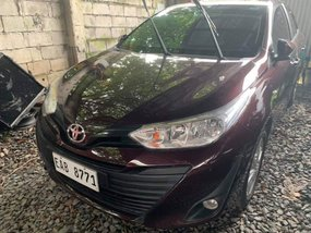Selling Used Toyota Vios 2019 at 1800 km in Quezon City