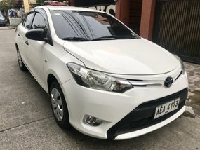 Selling 2nd Hand Toyota Vios 2015 at 38000 km in Bacoor
