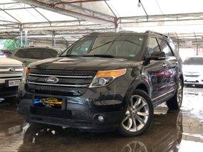 Black 2014 Ford Explorer at 49000 km for sale