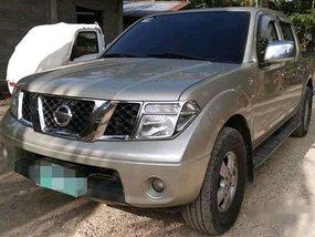 Selling Nissan Frontier Navara 2009 Manual Diesel