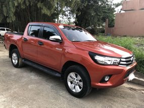 2017 Toyota Hilux for sale in Manila