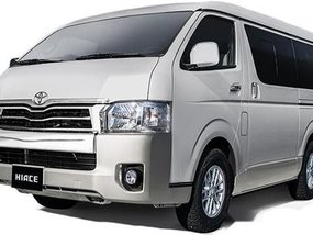 2020 Toyota Hiace for sale in Manila