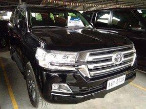 Sell Black 2015 Toyota Land Cruiser at 24622 km