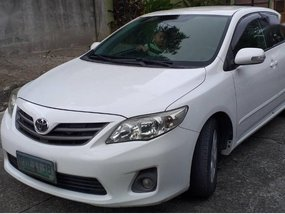 2011 Toyota Corolla Altis for sale in Las Piñas