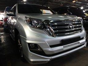 Selling  Toyota Land Cruiser Prado 2017 Suv Automatic Diesel at 21000 km