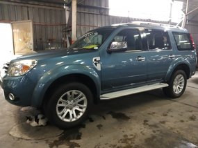 Selling  Ford Everest 2015 Suv at 55000 km