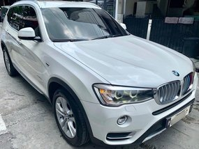2015 Bmw X3 for sale in Quezon City