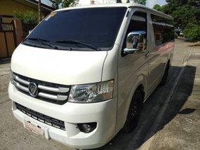 Used Foton View Transvan 2018 Manual Diesel for sale