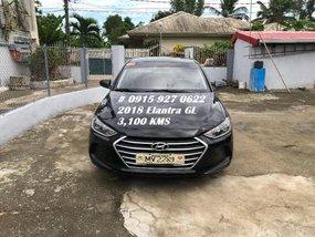 Black 2018 Hyundai Elantra at 3600 km for sale in Imus