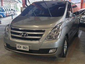 Sell Silver 2016 Hyundai Grand Starex Automatic Diesel